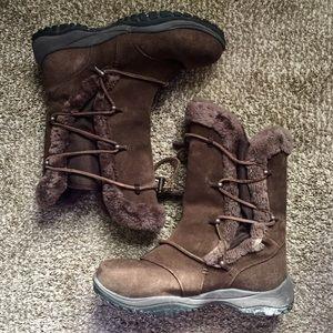 Baffin Shoes - Women's Winter Boots: Baffin Kamala Brown Boot